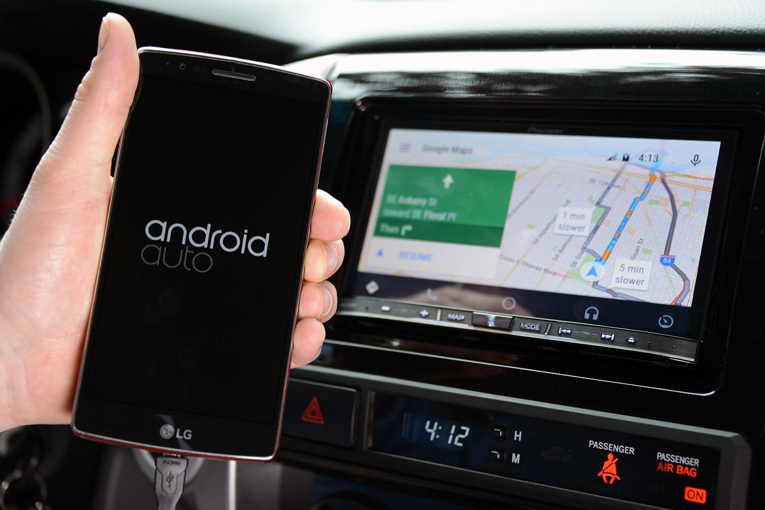 Android-Auto-Application