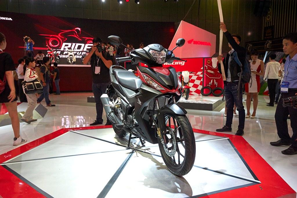 Honda-Winner 150-có-gì-để-đấu- với-Yamaha-Exciter
