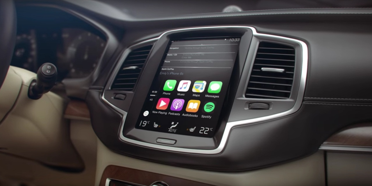 Apple-Car-apps