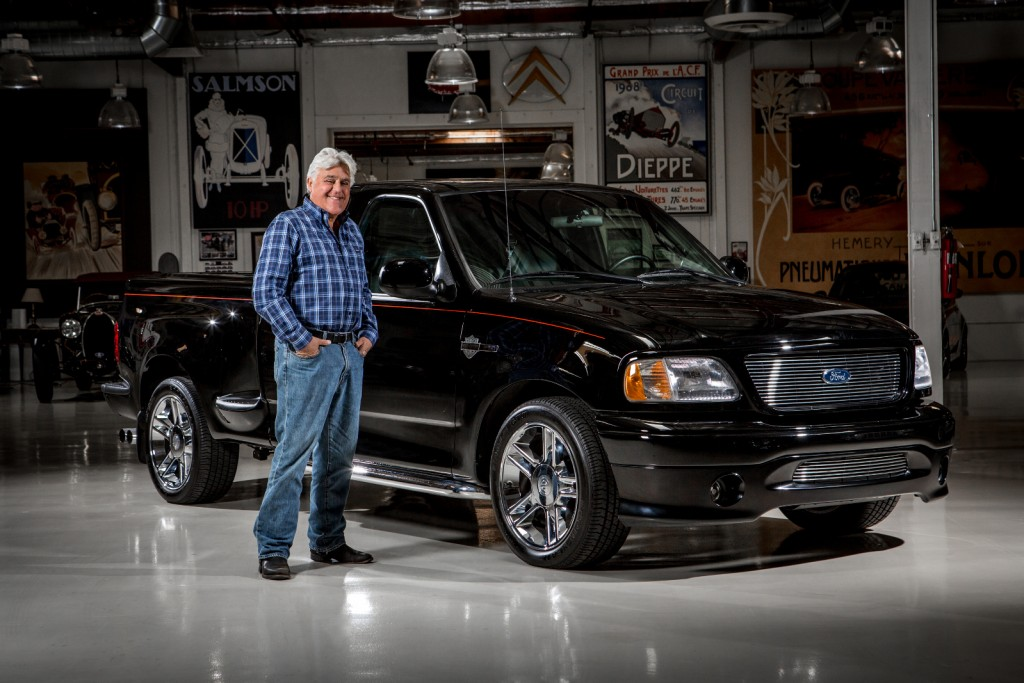 Jay-Leno-and-Ford-F150