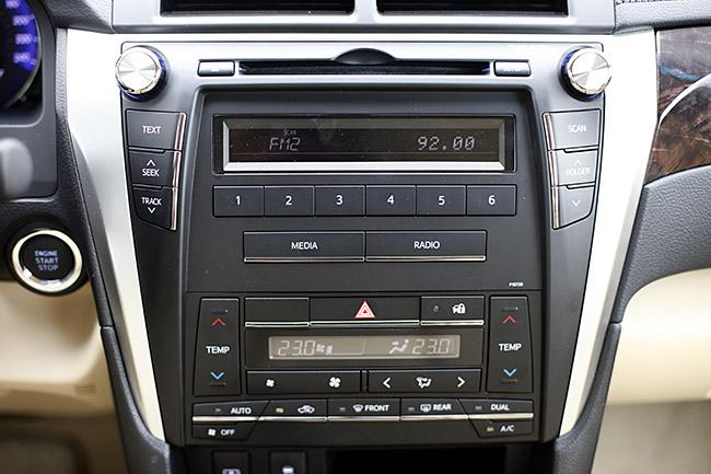 """Những trang bị trên xe ô tô đang dần bị """"lãng quên"""""""