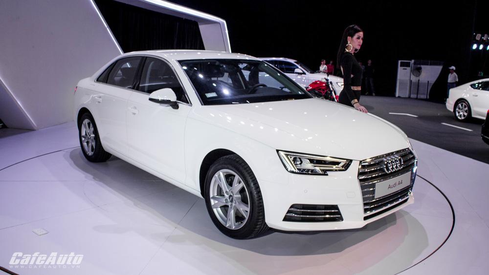 triệu hồi xe, xe Audi, Audi Việt Nam, Audi A4, A5 Sportback