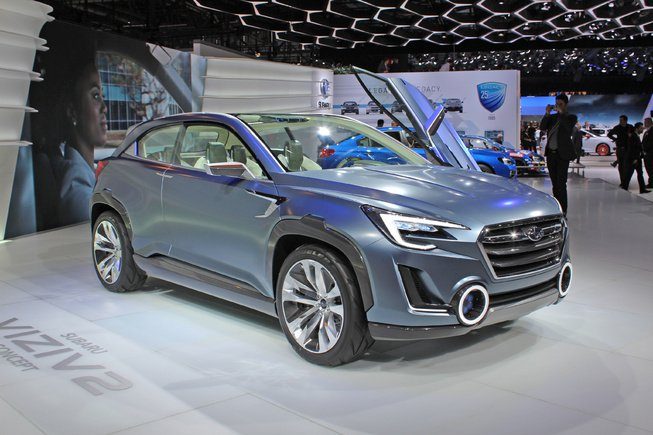 Subaru-giới-thiệu-ngôn-ngữ-thiết-kế-mới