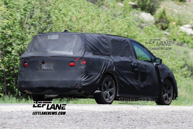 Honda-Odyssey-sắp-có-phiên-bản-mới