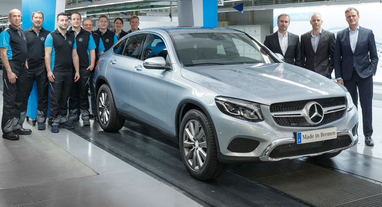 Mercedes-Benz- chính- thức- sản- xuất -mẫu -GLC- Coupe.