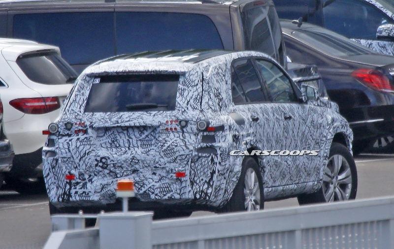 Mercedes-Benz-GLE-thế-hệ-mới-lần-đầu-lộ-diện