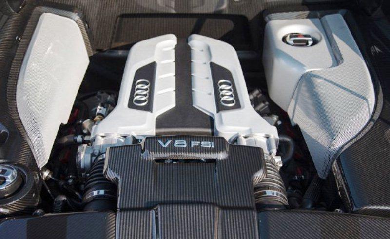 """Liệu- Audi -có- """"chia -tay"""" -động -cơ-V8?"""