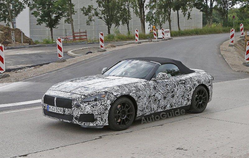 BMW- Z4 -sẽ -ngừng -sản- xuất -nhường -để- chỗ- cho- Z5?