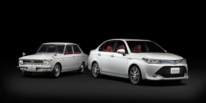 Toyota- mừng- sinh- nhật -lần- thứ -50 -của- Corolla- bằng -bản đặc -biệt