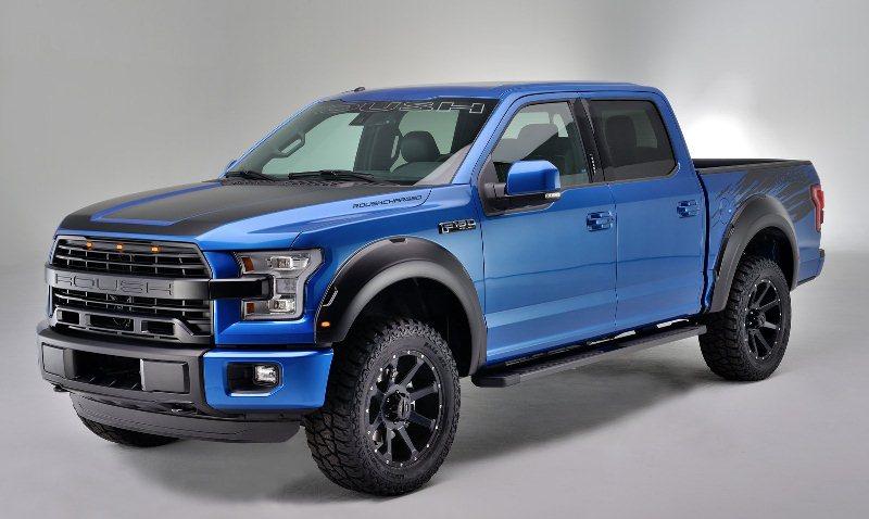 Ford- F-150- được -trang- bị -động- cơ -EcoBoost- V6,- hộp- số -10- cấp