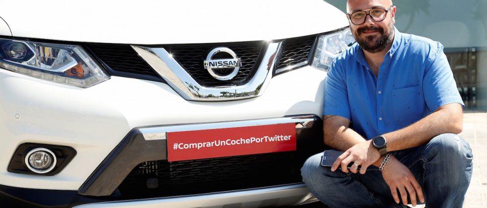 Nissan-X-Trail-chiếc-xe-đầu-tiên-tại-châu-Âu-được-bán-qua-Twitter