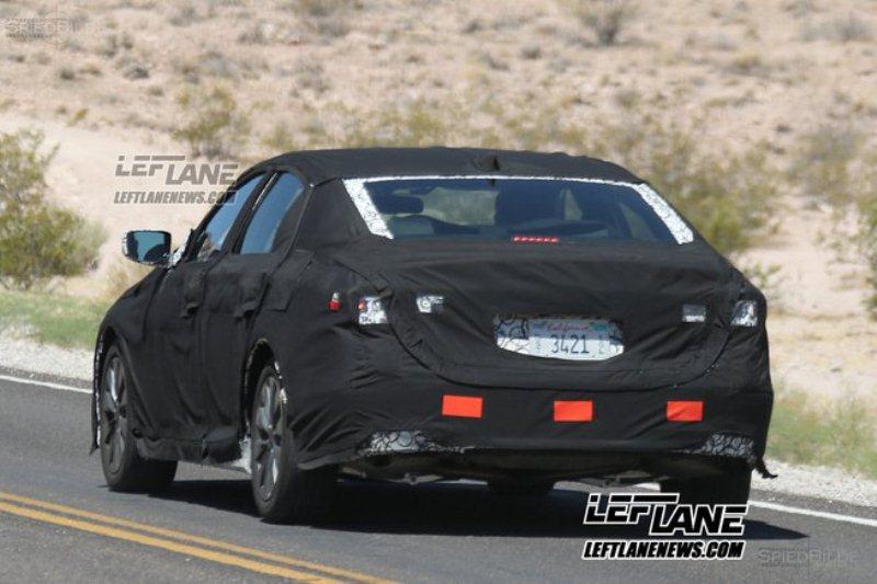 Honda -Accord- 2018- lộ -diện- trên -đường -thử- nghiệm