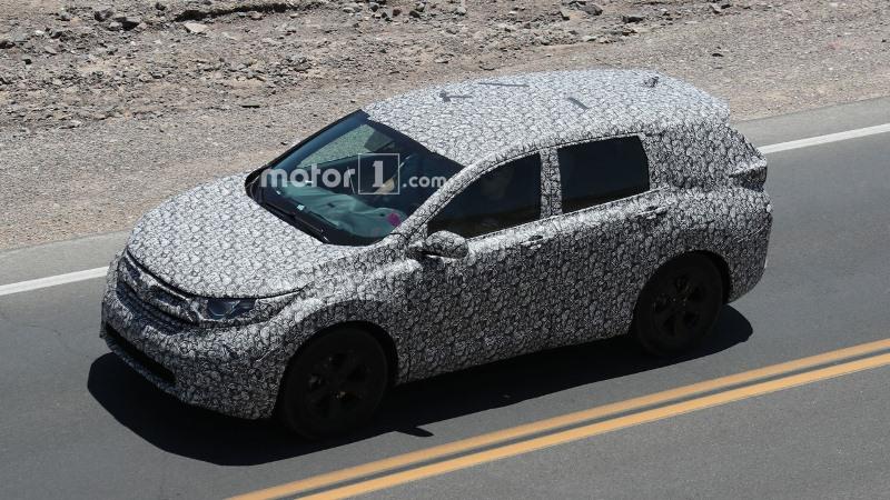 Honda- CR-V-2018 -chạy-thử-nghiệm