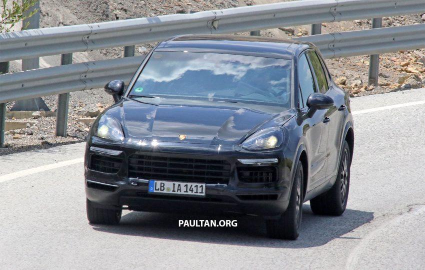 Nội-ngoại-thất-Porsche-Cayenne-2018-lộ-diện
