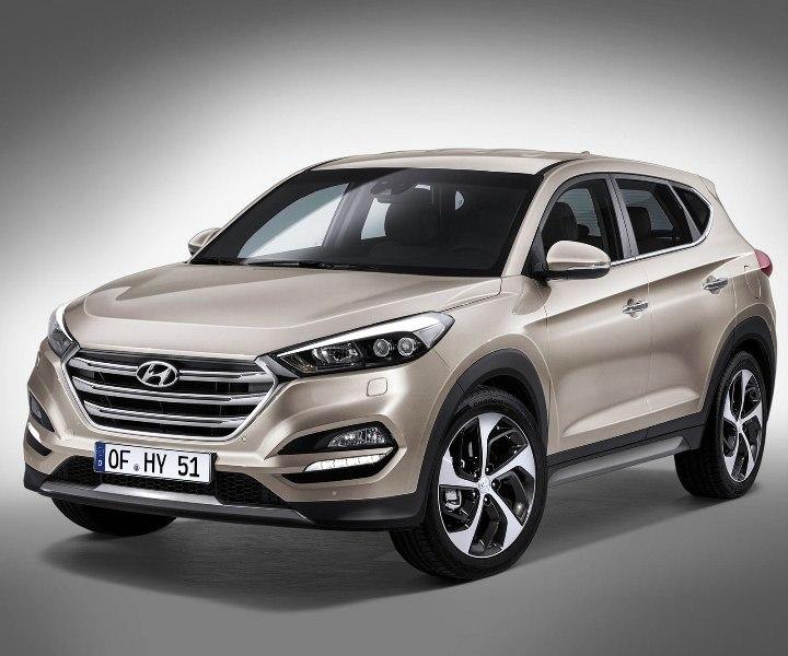 Hyundai- Tucson -2017 -được-nâng- cấp -nhẹ- ở- nội -thất