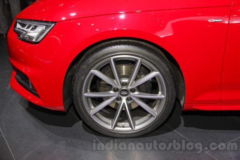 Audi- A4- 2016- ra -mắt- tại- Ấn- Độ -với -động- cơ- TFSI- 1.4L