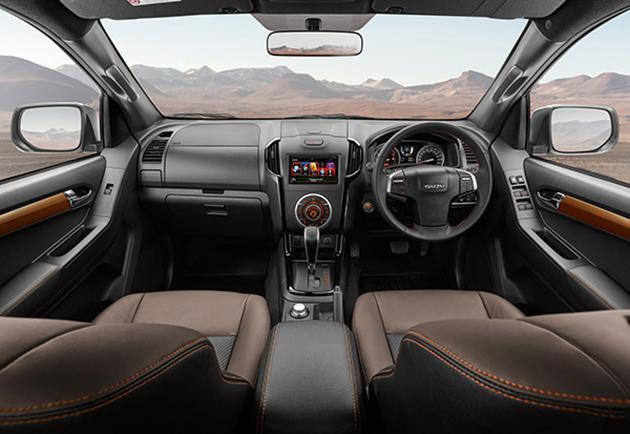 isuzu-d-max-v-cross-nang-cap-de-canh-tranh-voi-ford-ranger-wild-trak