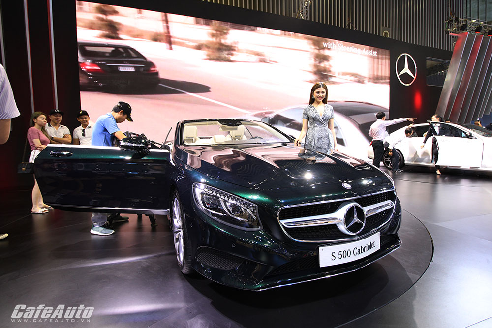 chiem-nguong-tuyet-tac-mercedes-benz-s500-cabriolet-tai-vims-2016