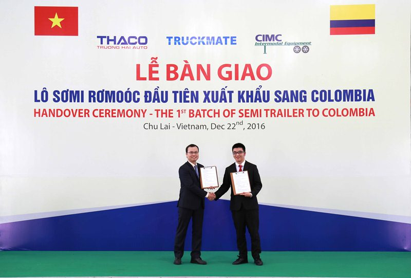 thaco-ban-giao-lo-so-mi-romooc-dau-tien-sang-colombia