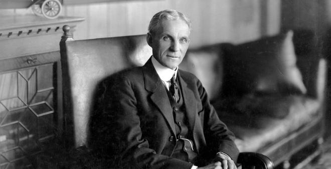 """Triết lý sống """"để đời"""" của Henry Ford – 'ông hoàng xe hơi' nước Mỹ"""