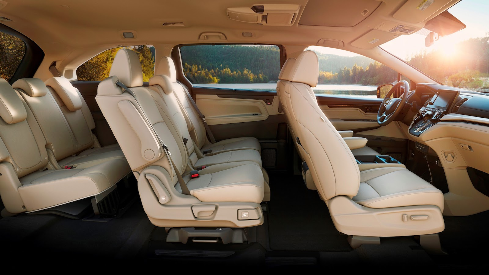 Honda Odyssey 2018 thêm tính năng dành riêng cho gia đình - ảnh 9