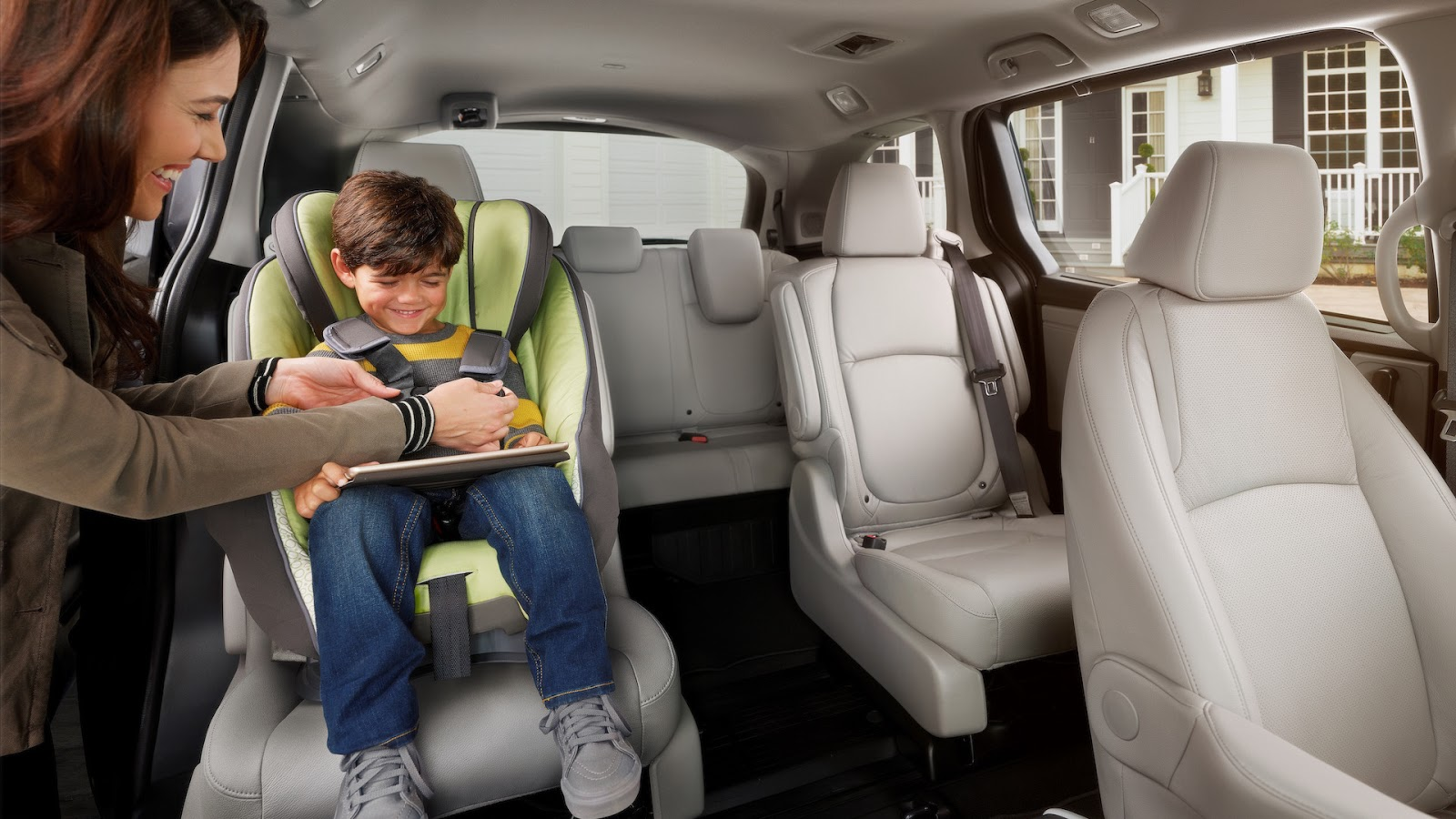 Honda Odyssey 2018 thêm tính năng dành riêng cho gia đình - ảnh 5