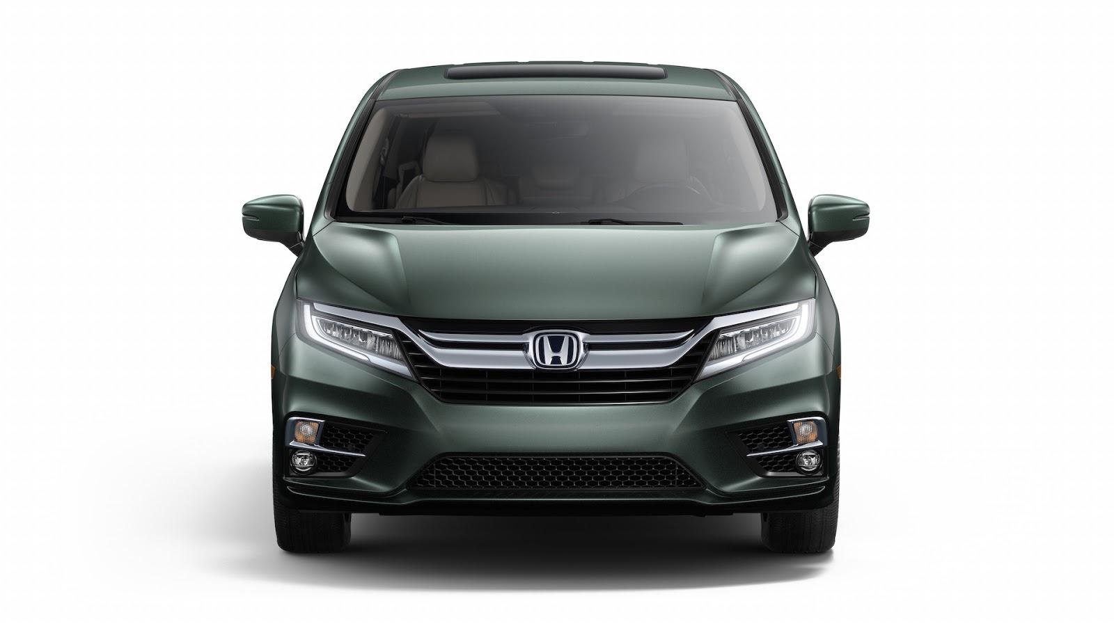 Honda Odyssey 2018 thêm tính năng dành riêng cho gia đình - ảnh 3
