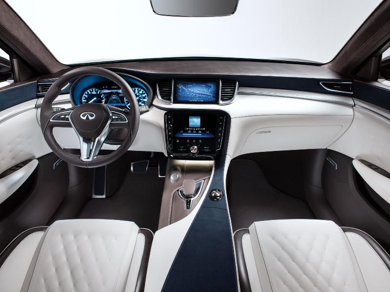 QX50 Concept – SUV hạng sang cỡ trung mới của Infiniti - ảnh 6