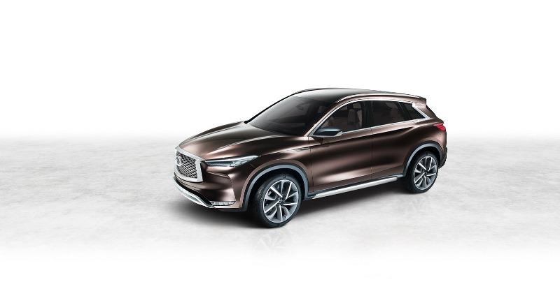 QX50 Concept – SUV hạng sang cỡ trung mới của Infiniti - ảnh 4