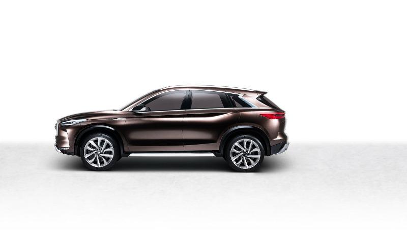 QX50 Concept – SUV hạng sang cỡ trung mới của Infiniti - ảnh 5