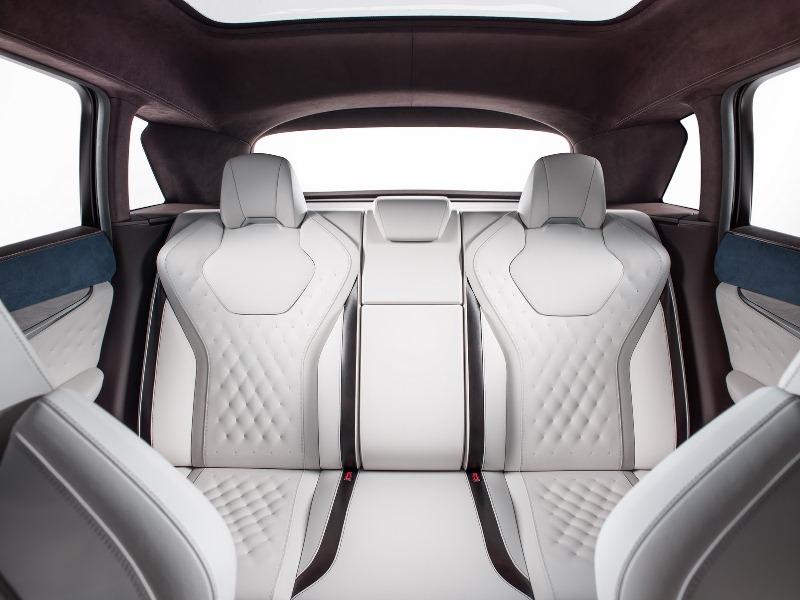 QX50 Concept – SUV hạng sang cỡ trung mới của Infiniti - ảnh 7