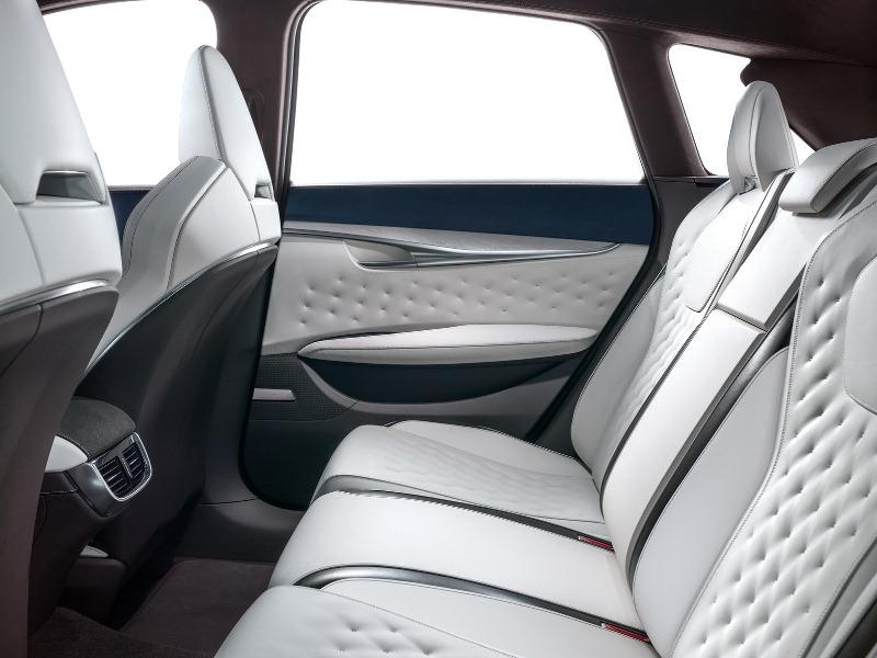 QX50 Concept – SUV hạng sang cỡ trung mới của Infiniti - ảnh 8