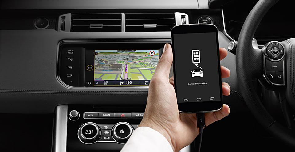 9 kiểu kết nối cần có trên xe hơi