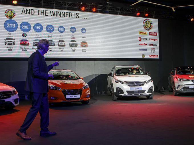 Hơn 100 mẫu xe gây sốt tại Geneva Motor Show 2017