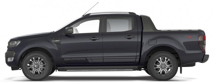 Ford Ranger 3.2L WildTrak phiên bản giới hạn ra mắt Cafeauto ...
