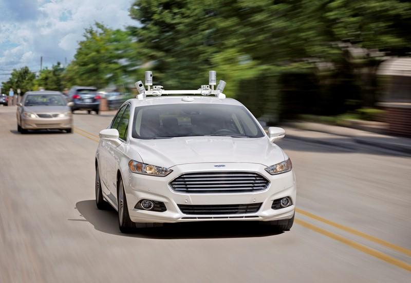 Ford dẫn đầu bảng xếp hạng về công nghệ tự lái