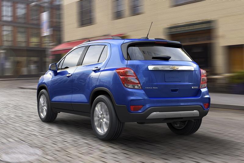 Chevrolet Trax giảm giá 90 triệu, về mức 679 triệu đồng - ảnh 2