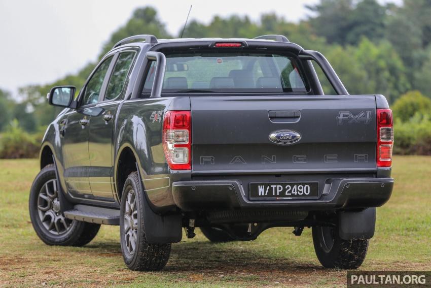 Ford Ranger 2.2L FX4 có mặt tại Malaysia, giá từ 625 triệu đồng - ảnh 3