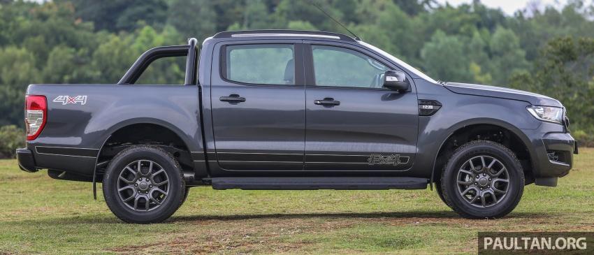 Ford Ranger 2.2L FX4 có mặt tại Malaysia, giá từ 625 triệu đồng - ảnh 4