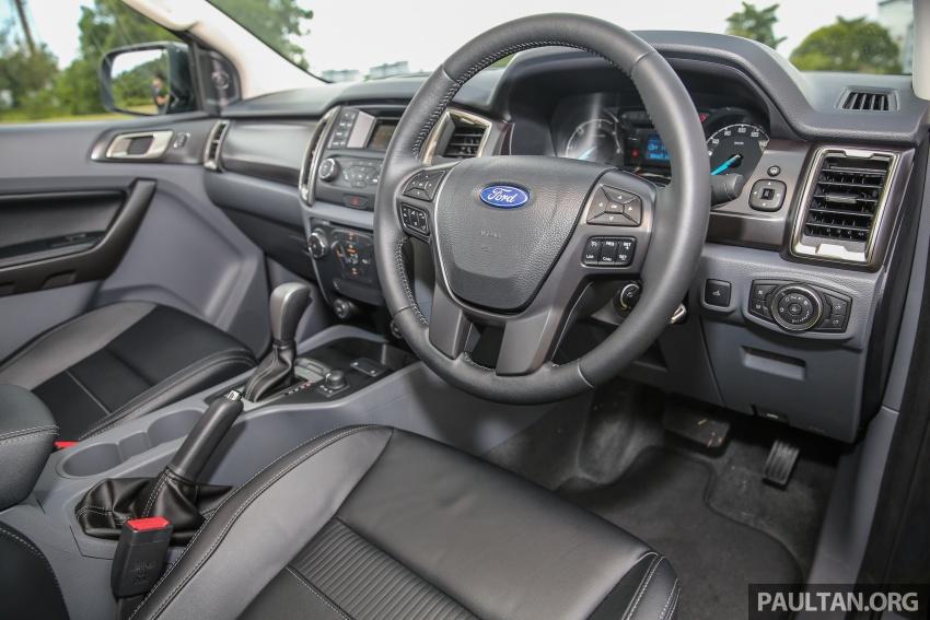 Ford Ranger 2.2L FX4 có mặt tại Malaysia, giá từ 625 triệu đồng - ảnh 2