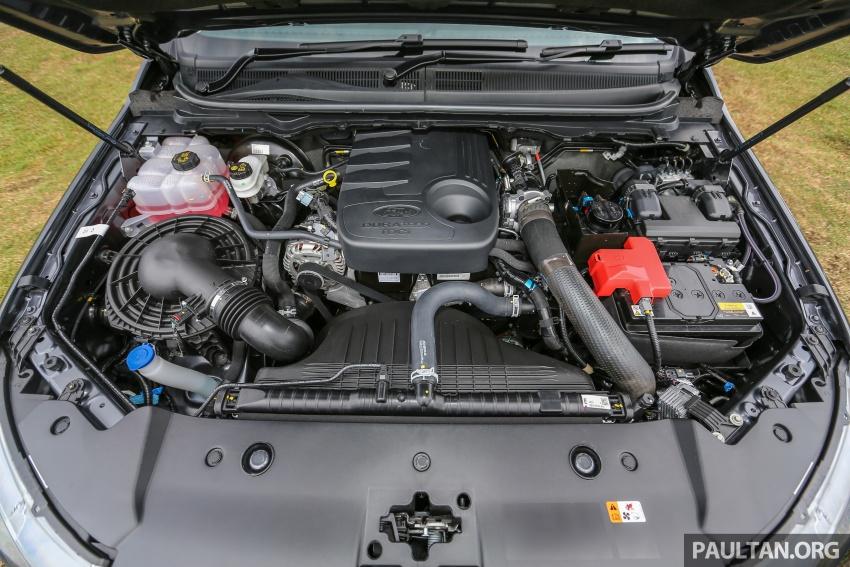 Ford Ranger 2.2L FX4 có mặt tại Malaysia, giá từ 625 triệu đồng - ảnh 5