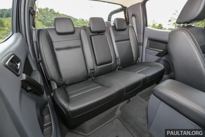 Ford Ranger 2.2L FX4 có mặt tại Malaysia, giá từ 625 triệu đồng - ảnh 9