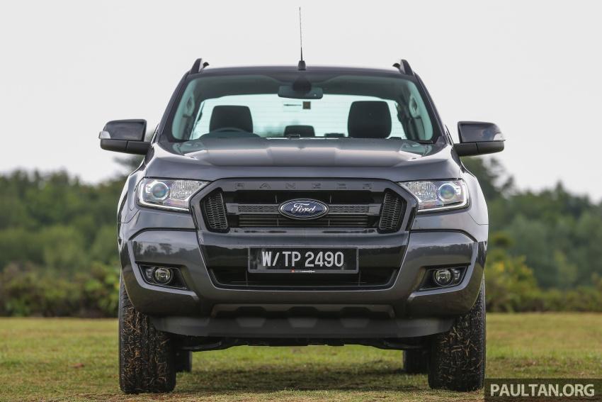 Ford Ranger 2.2L FX4 có mặt tại Malaysia, giá từ 625 triệu đồng - ảnh 7