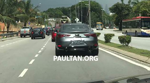 Infiniti Q60 có thể sớm ra mắt tại Malaysia - ảnh 3