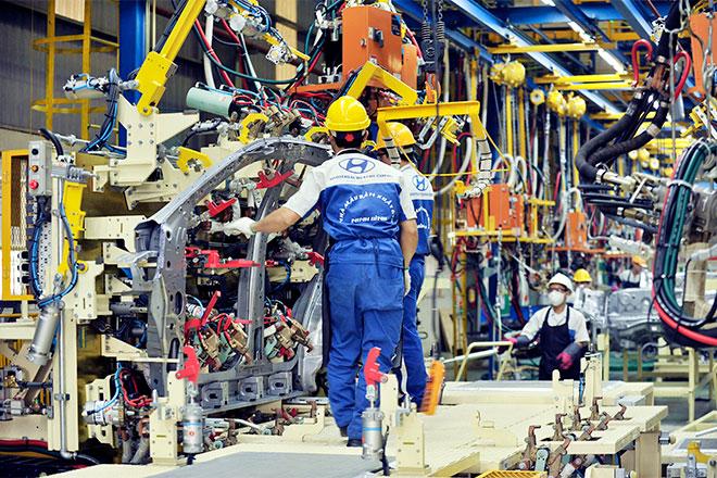 Thaco,Hyundai,Thuế nhập khẩu,ô tô,mở rống ản xuất