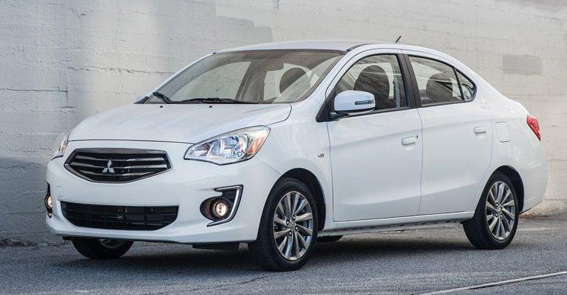 Cặp đôi Mitsubishi Attrage và Mirage 2017 ra mắt thị trường Thái Lan