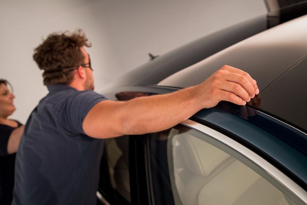 Trải nghiệm Audi A8 2018 qua xúc giác
