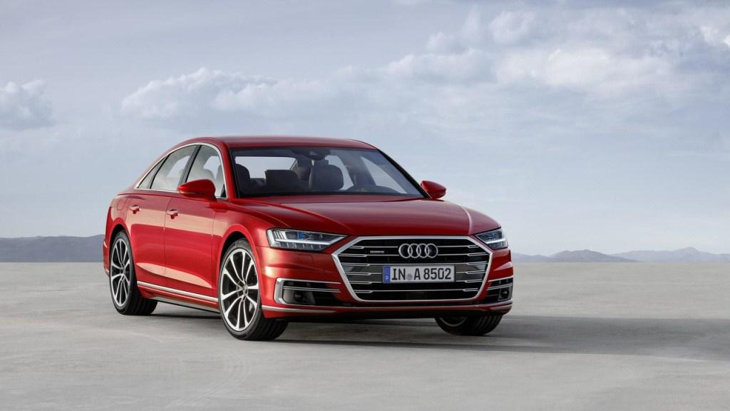 Chi tiết những nâng cấp mới trên Audi A8 2018 mới ra mắt - ảnh 1