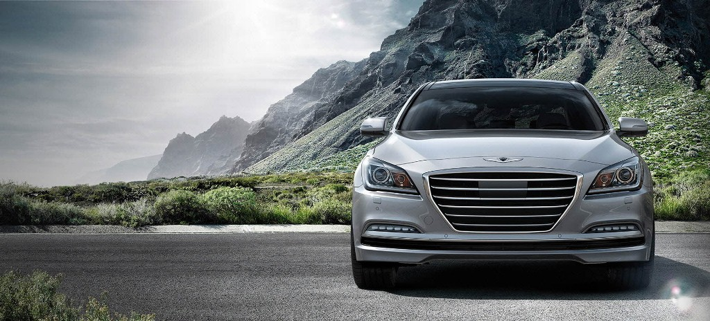 Thương hiệu xe sang Genesis có thêm xe SUV và Coupe