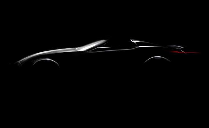 BMW hé lộ mẫu xe thể thao hoàn toàn mới